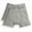 New Classic Boxer 2-Pack  67-026-7